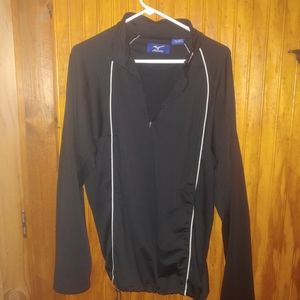 Mizuno large atheletic jacket
